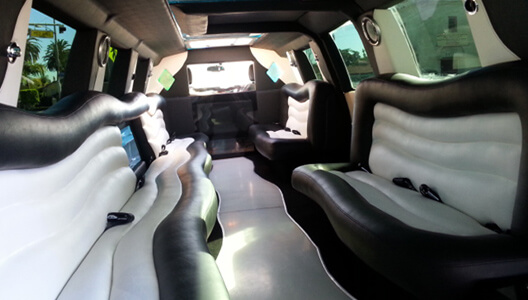 Inside-Cadillac-Escalade Limousines Make First Impressions Great