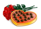 Valentines-Day-Limousine-roses-candy Valentine's Day Limousine - Why Hire A Limo?
