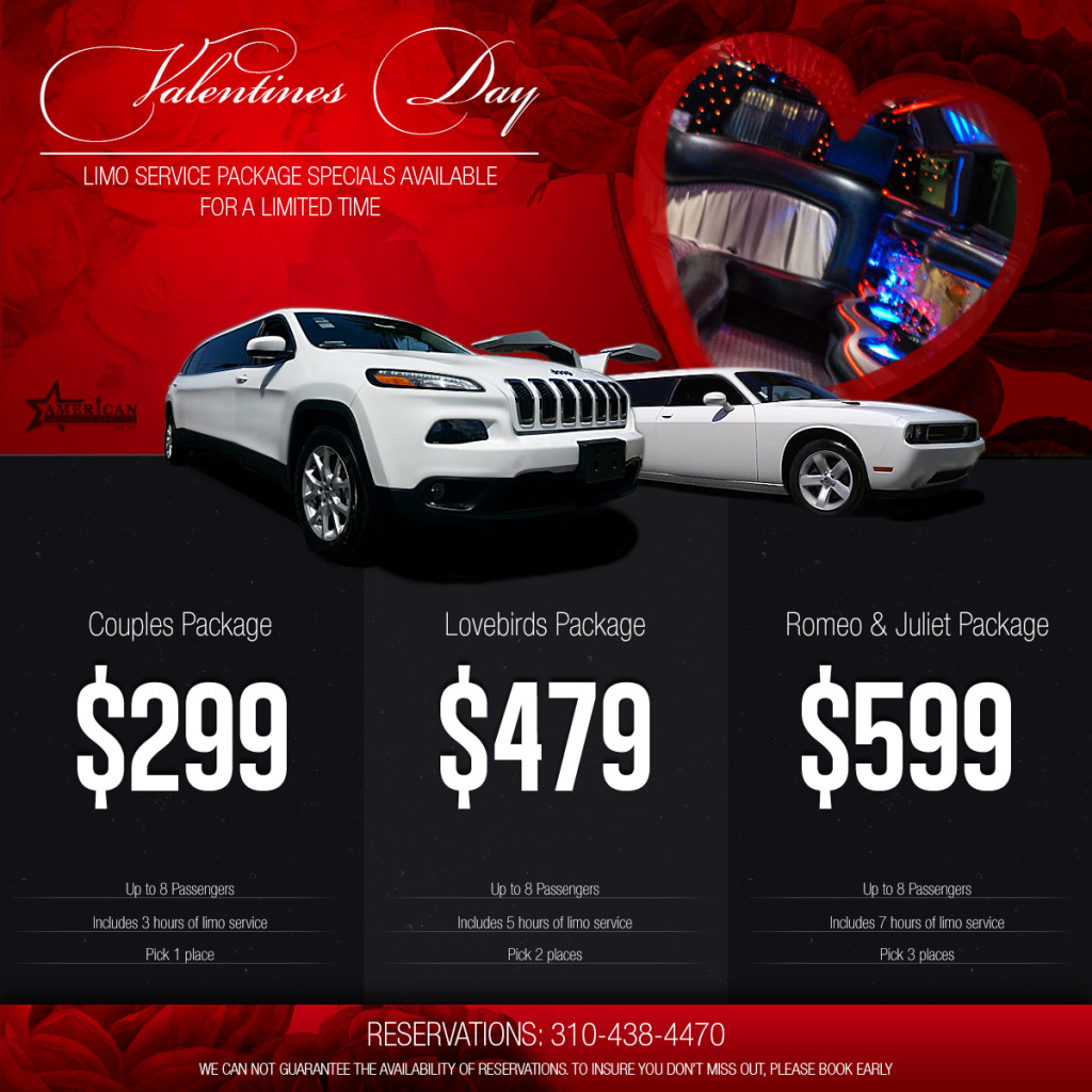Valentines-Day-Love-Package-1024x1024 Valentine's Day Limousine - Why Hire A Limo?