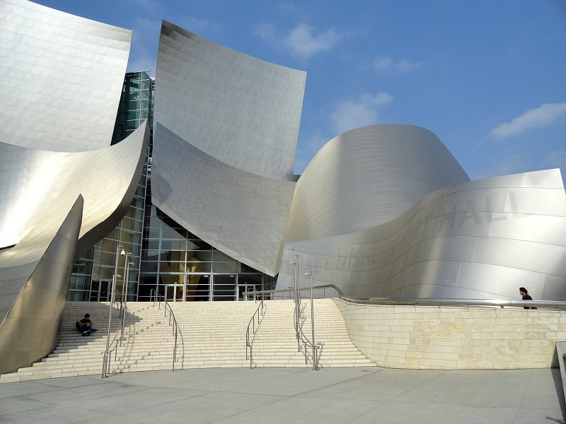 Popular Cultural Venues In Los Angeles